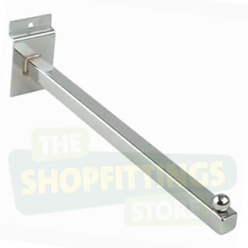 400mm (16 )Straight Arm for Slatwall